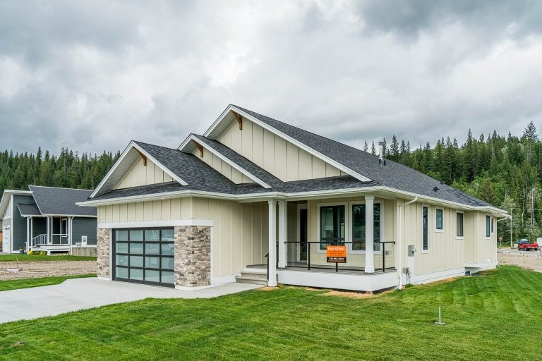 Ranchers are an energy efficient house